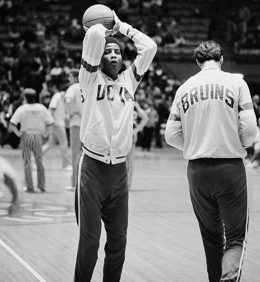 Wilkes was an important part of the Bill Walton-led teams that won the 1972 and '73 titles and reached the '74 Final Four. He was a two-time All-America who averaged 15 points, 7.4 rebounds and shot 51.4 percent during his three years. He was also a three-time academic All-America.