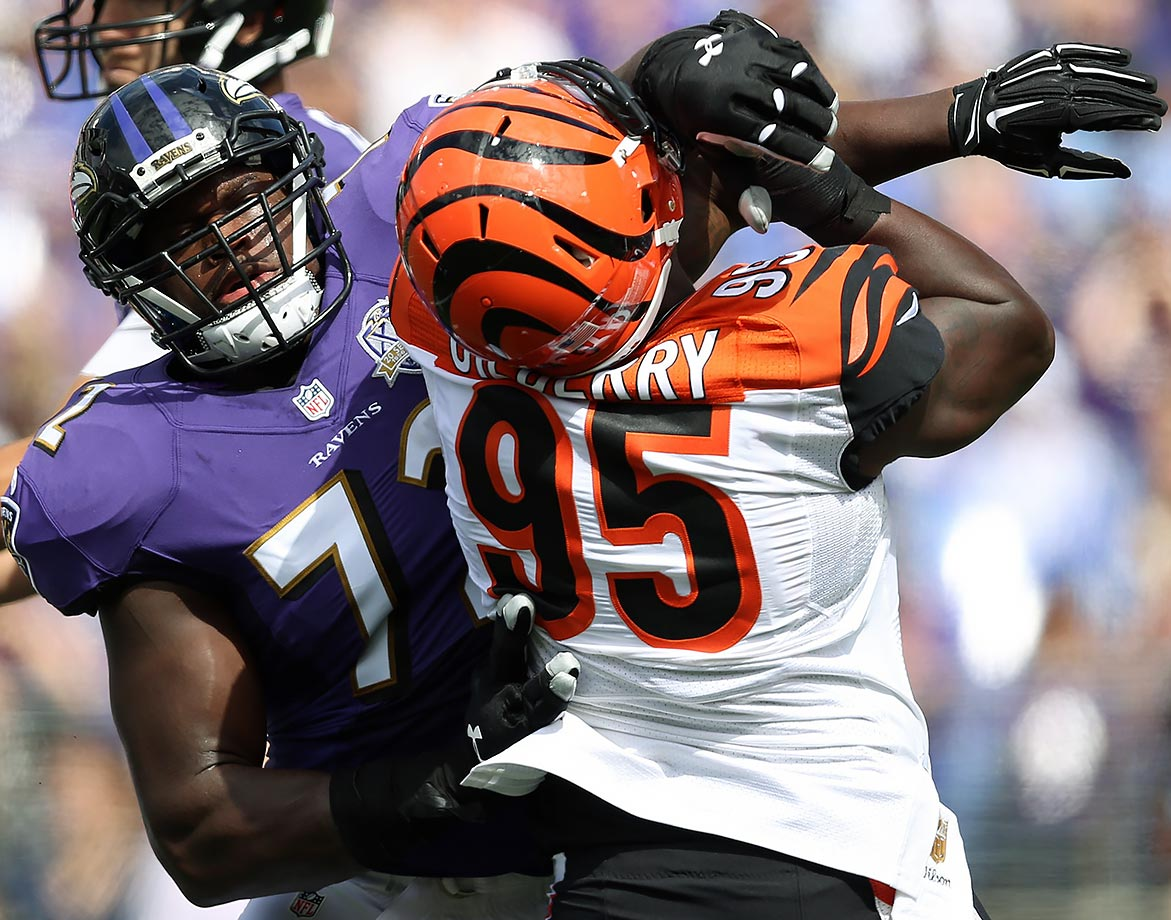 2015 Team: Baltimore Ravens — 2016 Team: Oakland Raiders