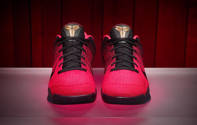 Kobe Bryant, Nike release the Kobe 11