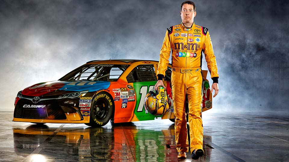 Kyle busch nascar 39 s best and one of its most controversial - Pictures of kyle busch s car ...