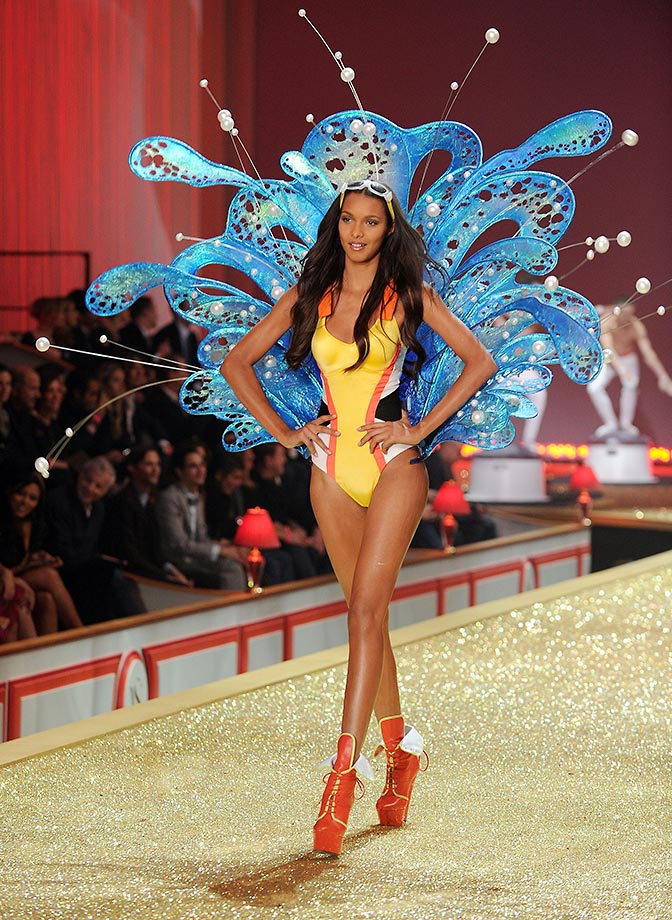 Lais Ribeiro :: Getty Images
