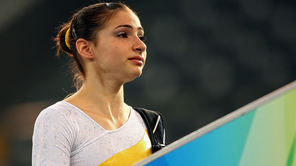 Lais Souza was hoping to compete in Sochi as a freestyle skier before she injured herself in training.