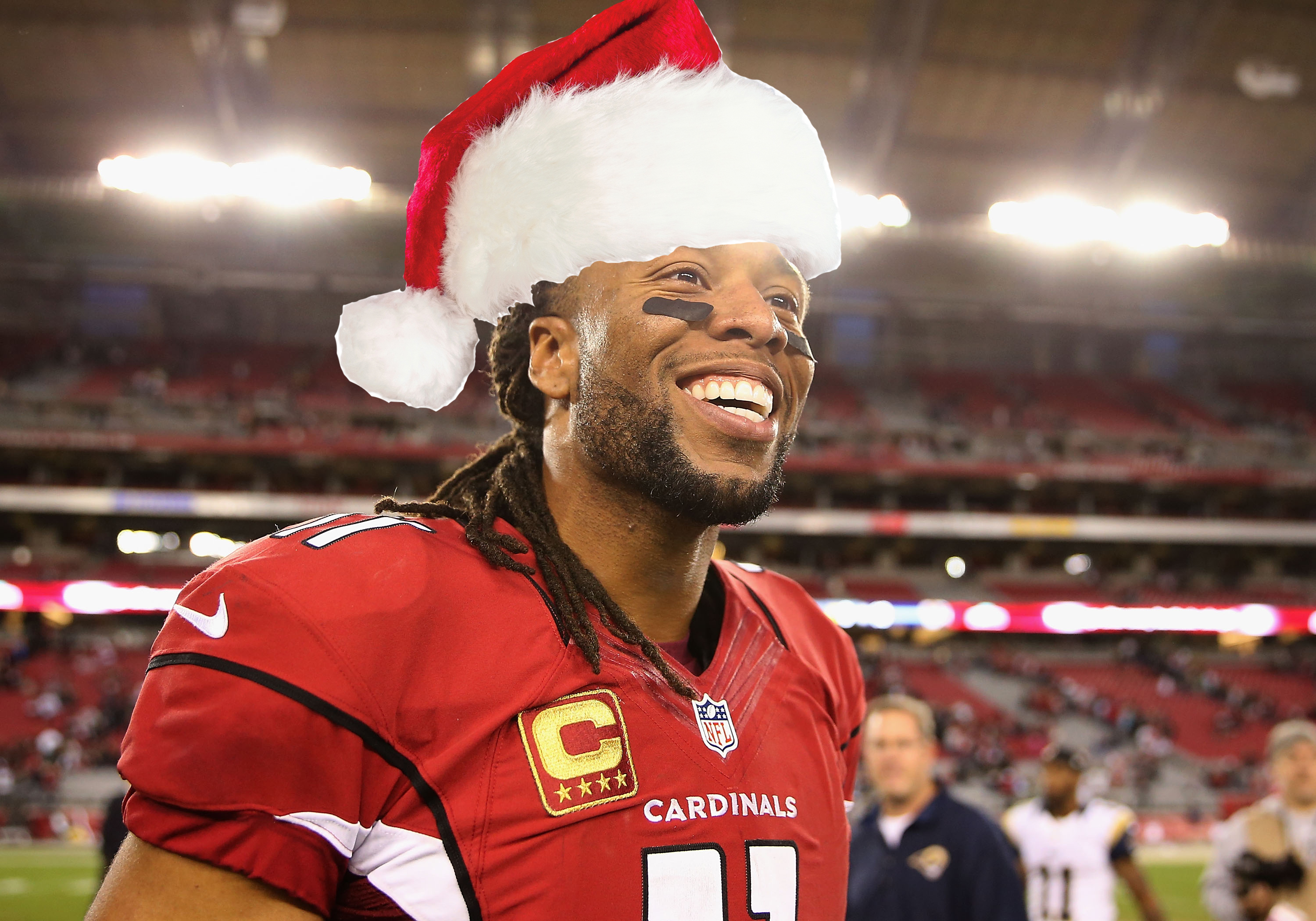 a very larry christmas with arizona cardinals wide receiver larry fitzgerald sicom - Fitzgerald Christmas