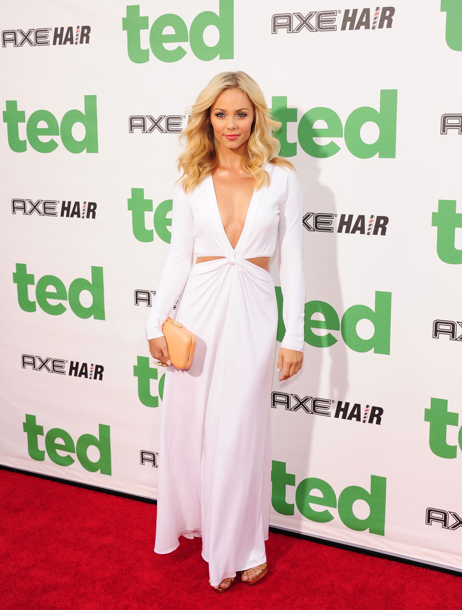 Laura Vandervoort :: Getty Images