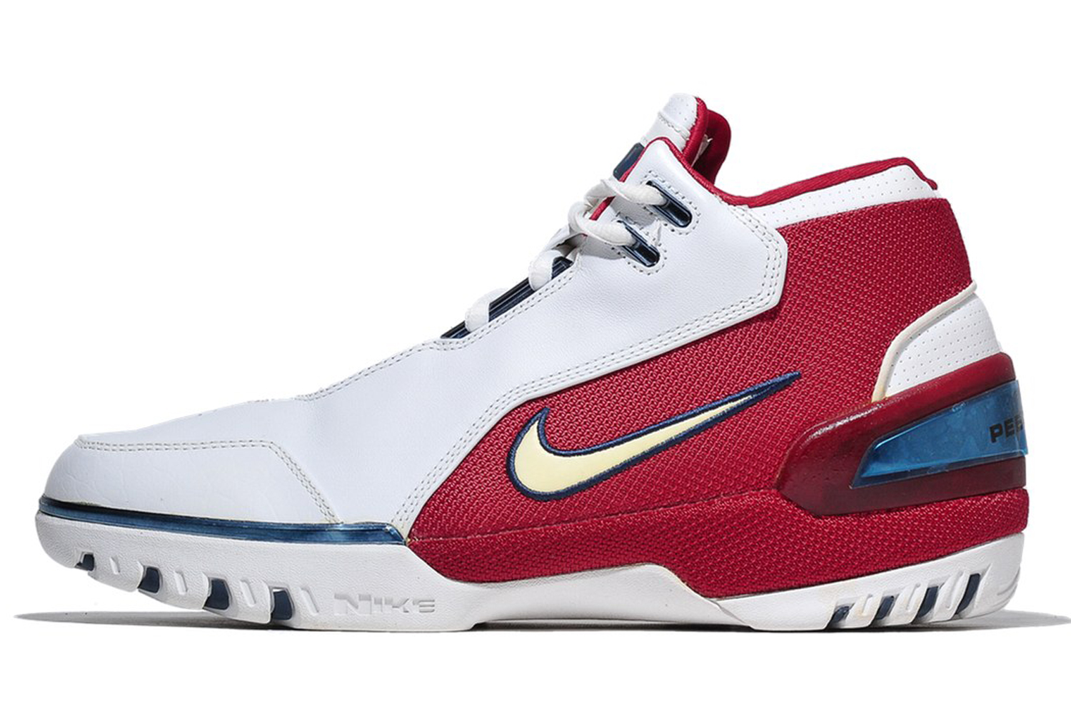 Now affectionately known as the LeBron 1, the inspiration designer Eric  Avar drew was from