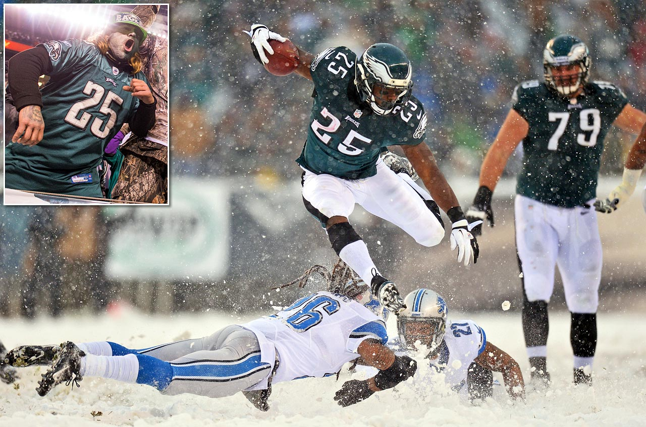 RB, Philadelphia Eagles