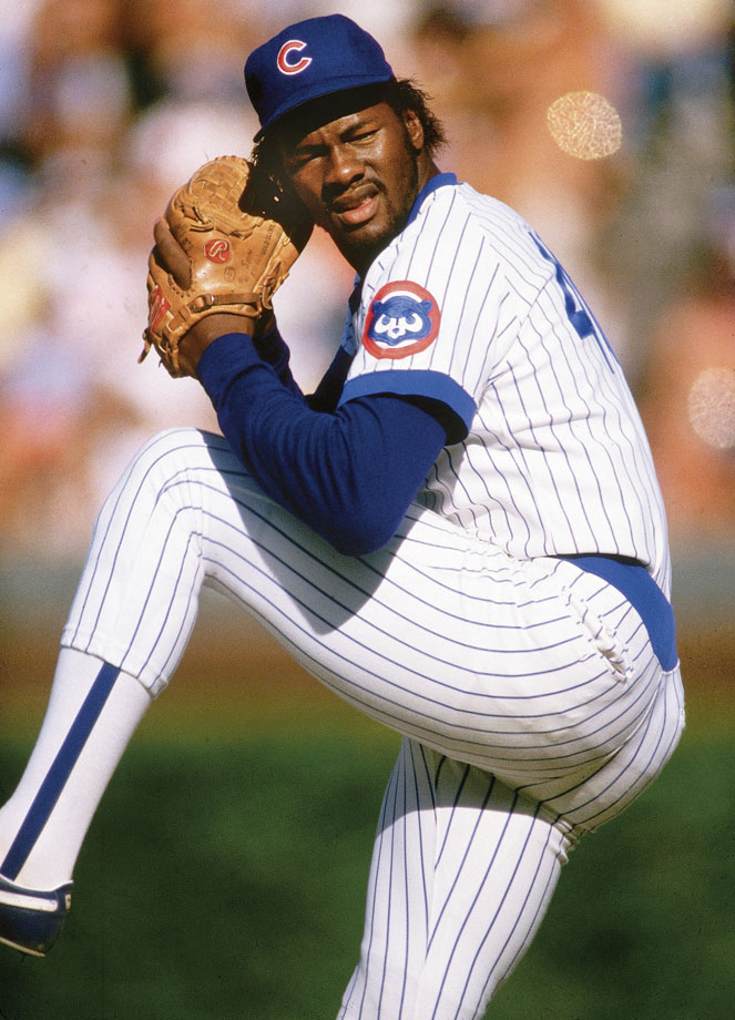 Lee Smith, a seven-time All-Star, played 18 years for eight teams. One of the dominant closers in history, he held the major league record for career saves from 1993-2006, when Trevor Hoffman passed his final total of 478. He led the majors in saves four times.