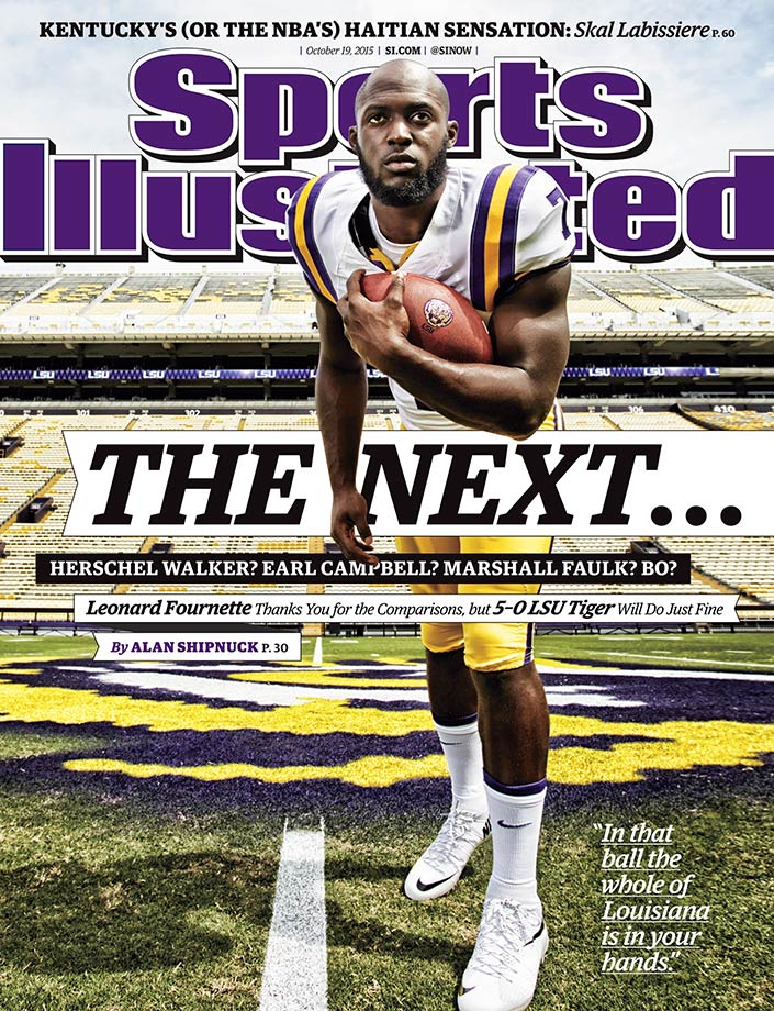 Fournette was a consensus first team All-America last season and he'll be on the short list to win the Heisman Trophy in 2016. He rushed for 1,953 yards and 22 touchdowns in his sophomore campaign.