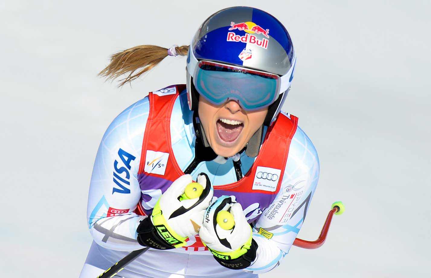 Here are some classic photos of Lindsey Vonn, who set a new record on Jan. 23, 2016, with her 37th career World Cup downhill win in an event held at Cortina d'Ampezzo, Italy. Vonn broke Annemarie Moser-Proell's record, which had stood since 1980.