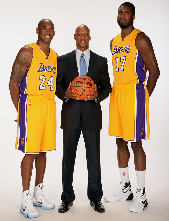 Roy Hibbert will have Lakers fans clamoring for the return of Chris Mihm. It's unclear if Byron Scott is aware what year it is. Kobe Bryant is a glorified Lou Williams, who is a glorified Nick Young.