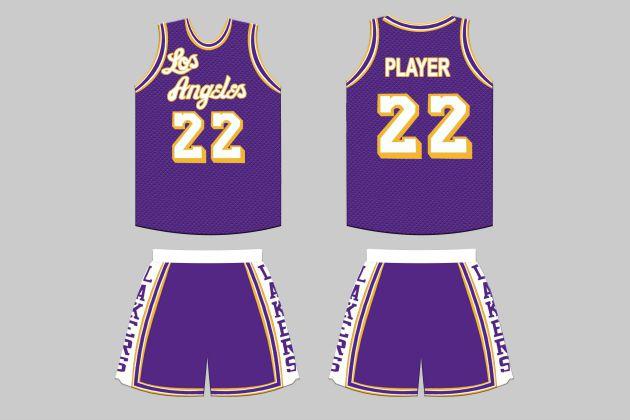2c0432acf NBA fan designs retro-inspired uniforms for teams