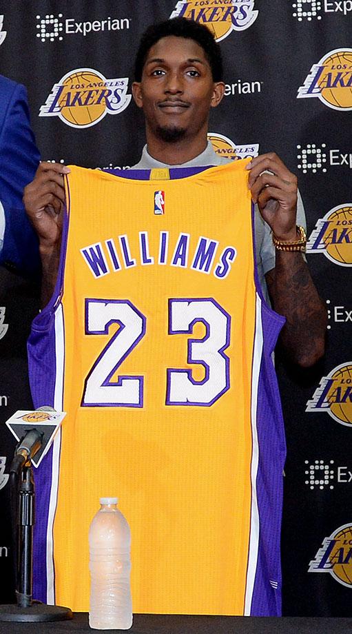 Lakers | Guard | Last year: —