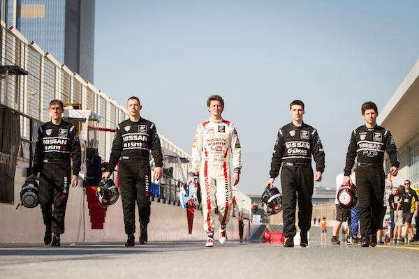 The 2013 winners in Dubai