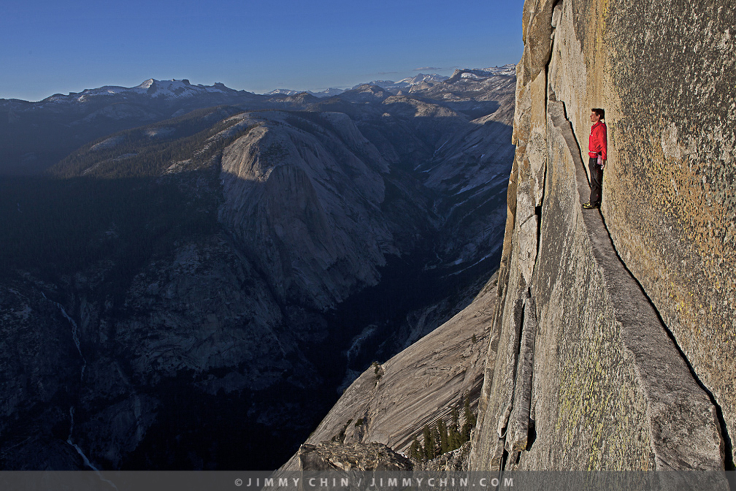 Action Photographer/Filmmaker Jimmy Chin Reaches New Heights (Photos by Jimmy Chin)