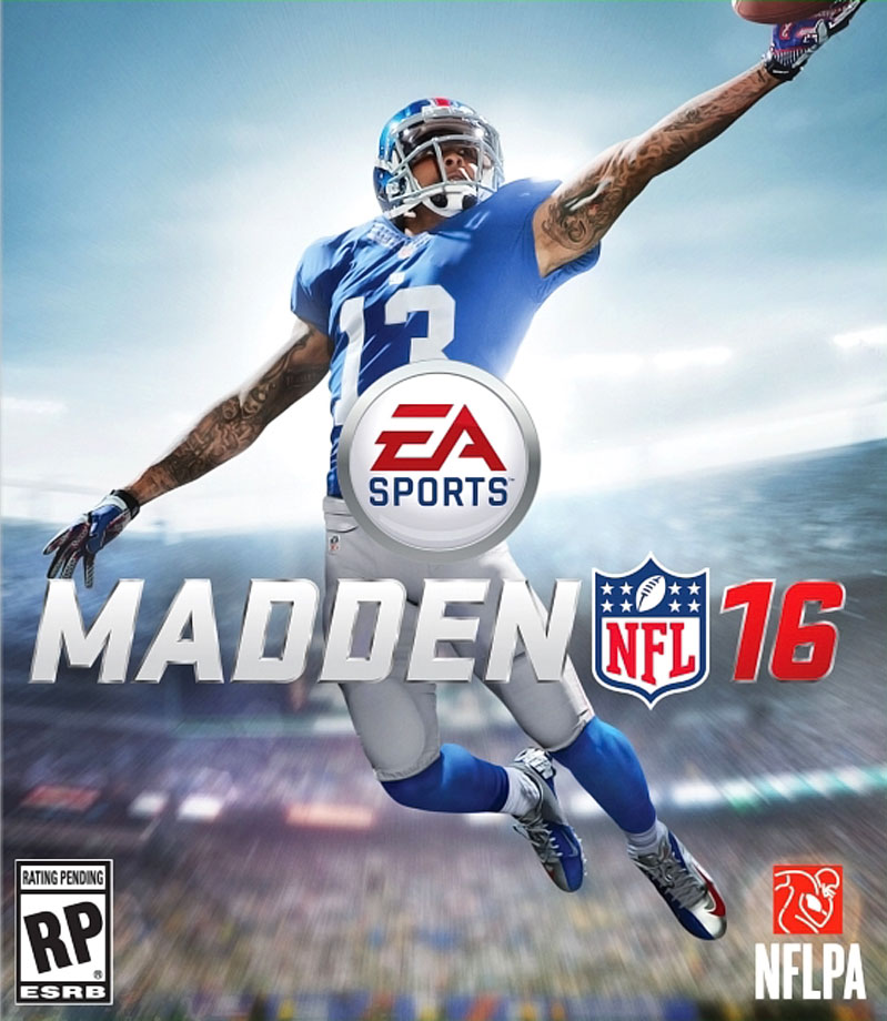 Madden NFL Covers Through the Years  e38931f3d2316