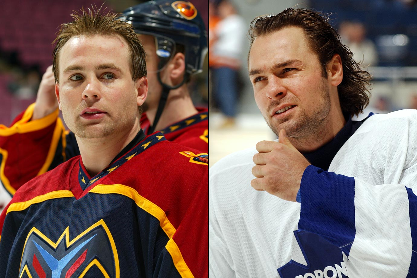 Few people, other than his teammates or family perhaps, liked Tucker, Toronto's notorious agitator. Savard got a taste during a Nov. 2003 scrum when Tucker stuck his finger in the Thrashers forward's mouth. Helping himself to a snack cost Savard a one-game suspension.