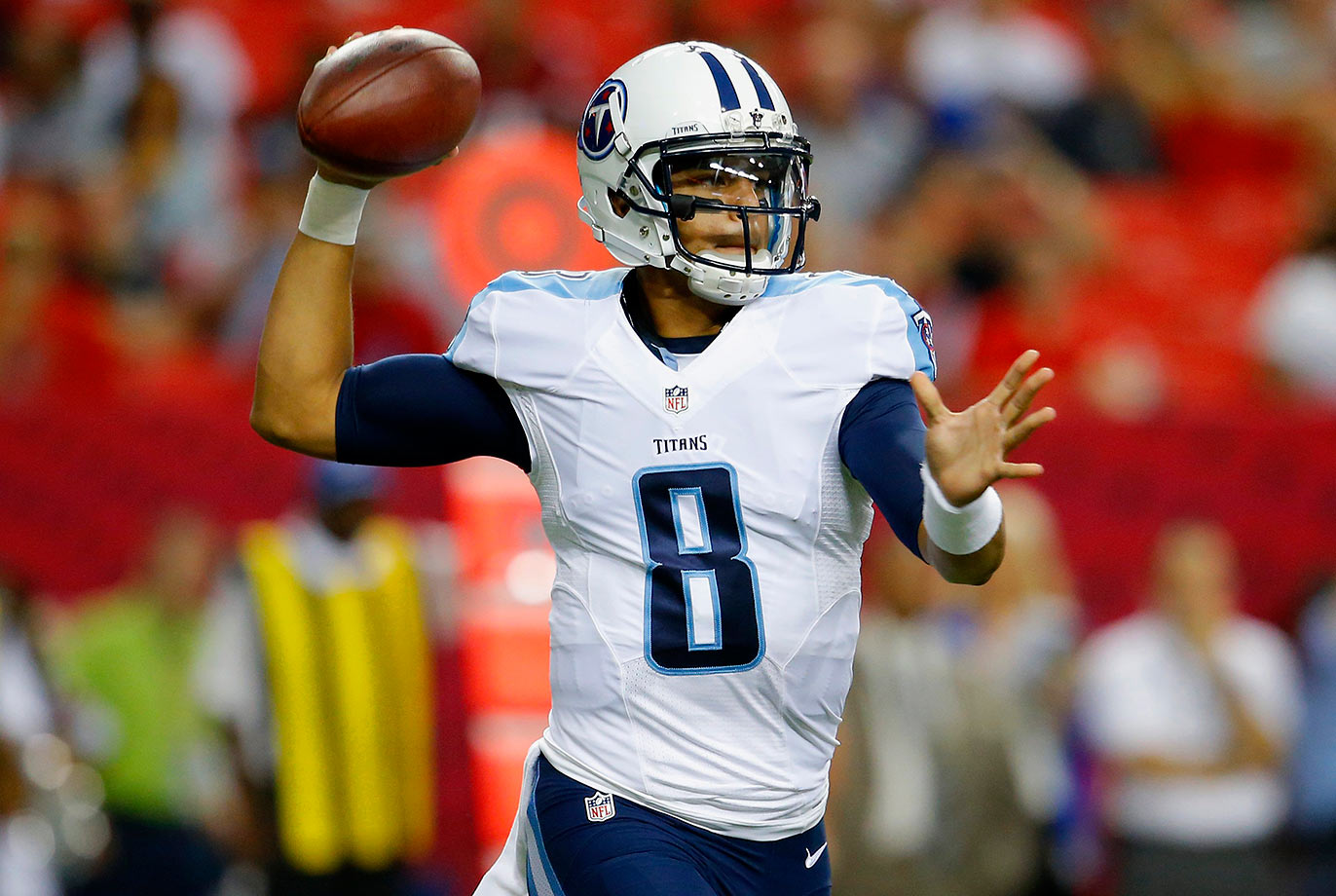 Mariota will start from Day One in Tennessee, and while there will be plenty of growing pains, he has enough upside to warrant attention in fantasy leagues of all stripes. He is especially intriguing in two-QB leagues.