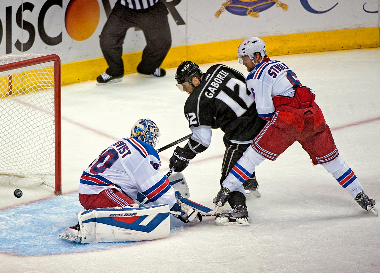 West coast versus east coast. Los Angeles versus New York. While the Kings won the series 4-1, it took them three closely contested matches and five overtime periods to dispatch of the Rangers.