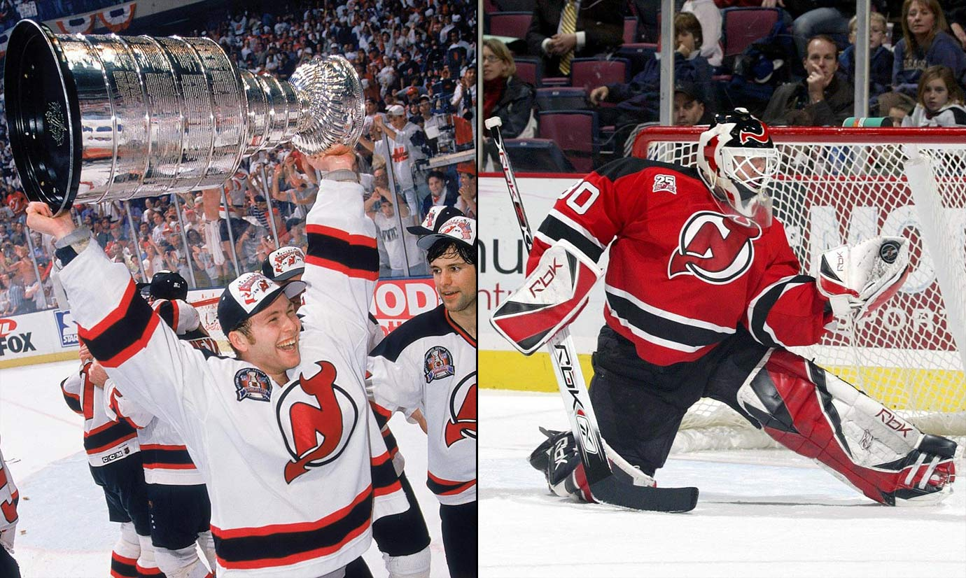 Legendary New Jersey Devils goalie Martin Brodeur retired January 27 following a record-breaking 21-year career. Brodeur ended his career as the NHL's career leader in wins (691), saves (28,928) and shutouts (125), with a goals against average that ranks 10th all-time. Playing for the Devils for all but his final season, Brodeur reached nine All-Star Games and was awarded four Vezina Trophies as the league's best goalie. He also led the Devils to three Stanley Cups, in 1995, 2000 and 2003.