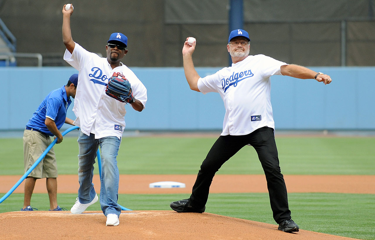 Aug. 4 at Dodger Stadium in Los Angeles