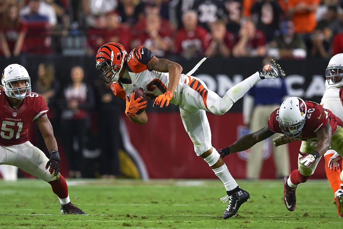 2015 Team: Cincinnati Bengals — 2016 Team: Detroit Lions