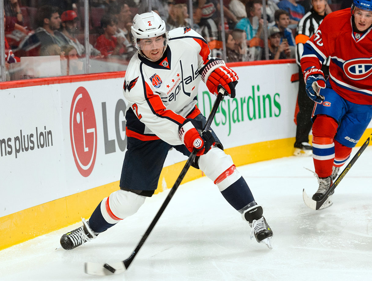 The most coveted defenseman on last summer's free agent market, Niskanen, 27, blossomed into a star with the Penguins before being signed by Washington to a seven-year $40.25 million as the centerpiece of the Capitals blue line overhaul. Niskanen, who will be mentored by assistant coach Todd Reirden as he was in Pittsburgh, brings another element of offense to the Caps' backline corps as well as the ability to lift the burden on incumbents John Carlson and Karl Alzner.