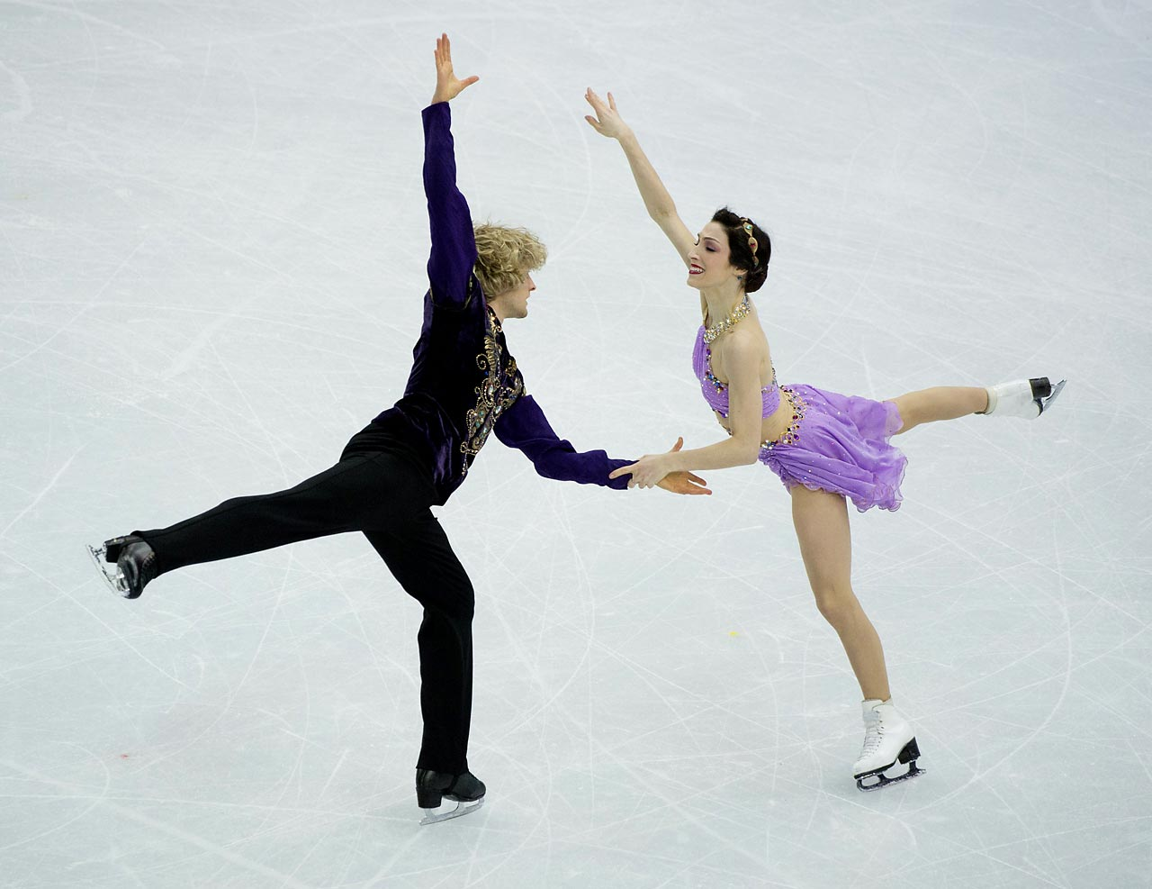 Gold: Figure Skating - Mixed Ice Dance