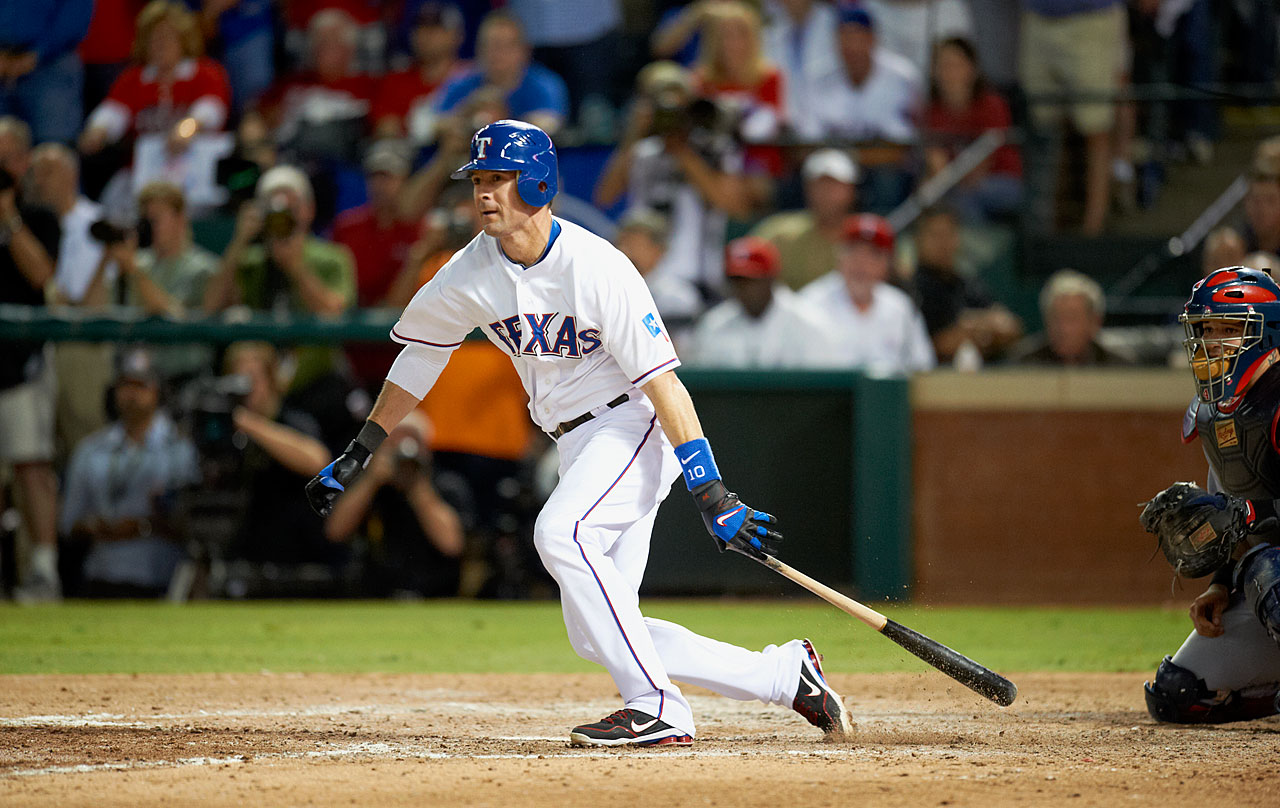 The longtime Texas Ranger announced his retirement from baseball in late January after spending 14 years in the big leagues. From 2004 to 2009, Young was named to six straight All-Star teams and added a seventh appearance in 2011. He played for the Rangers for 13 seasons before splitting time this past season with the Phillies and Dodgers. Young was a very good hitter, leading the league in batting average in 2005 and batting over .300 for seven seasons. He helped take Texas to two straight World Series in 2010 and 2011, although the Rangers failed to win either Series.