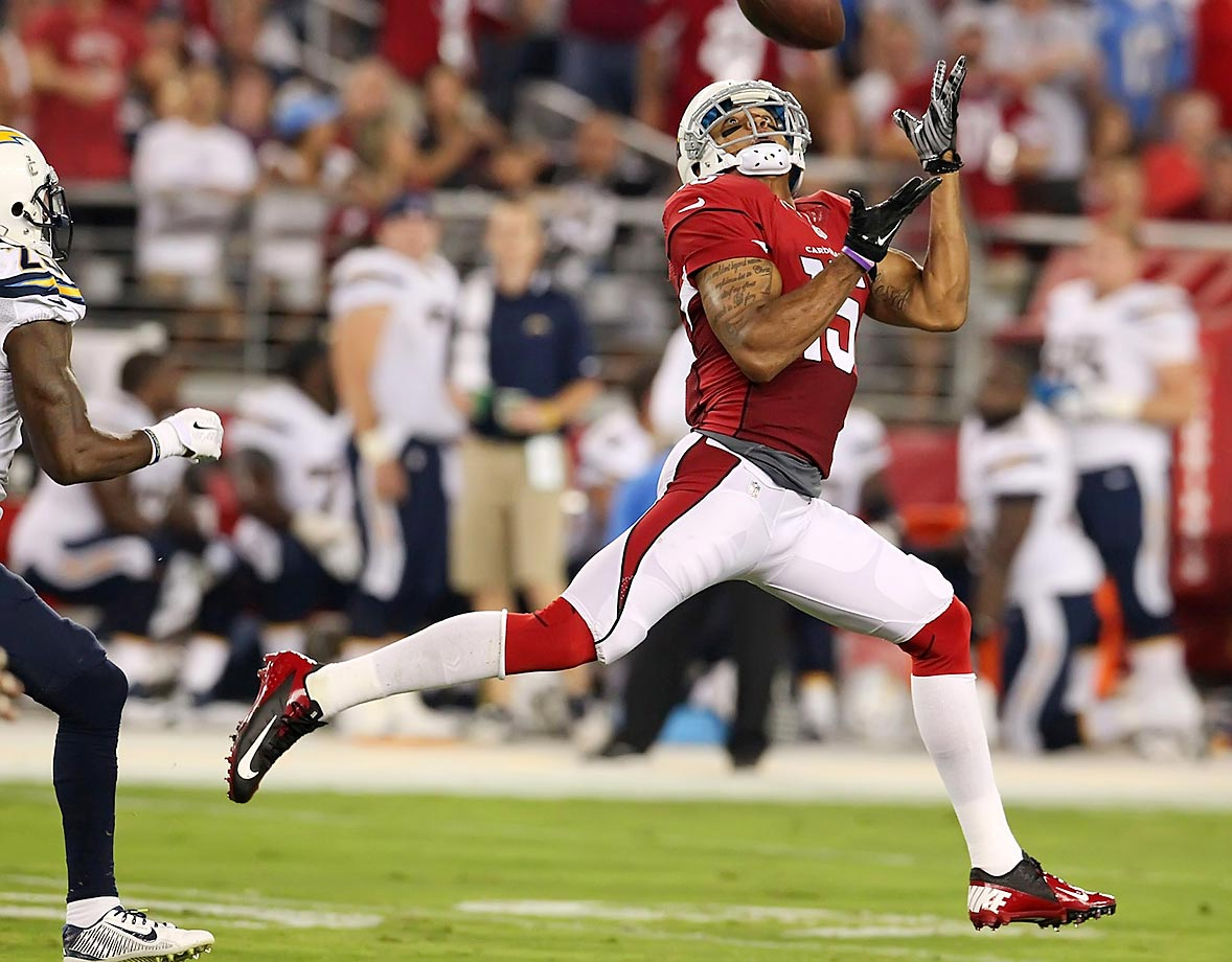 Michael Floyd's long catch helped the Arizona Cardinals defeat San Diego in both team's season opener.