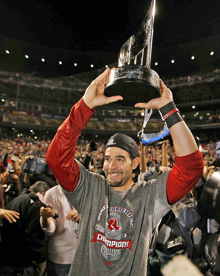 He may not ever be a Hall of Famer, but Mike Lowell had a far more productive career than his selection in the 20th round of the 1995 Draft might have predicted. Lowell was a four-time All Star and won the 2007 World Series MVP when he was with the Red Sox.