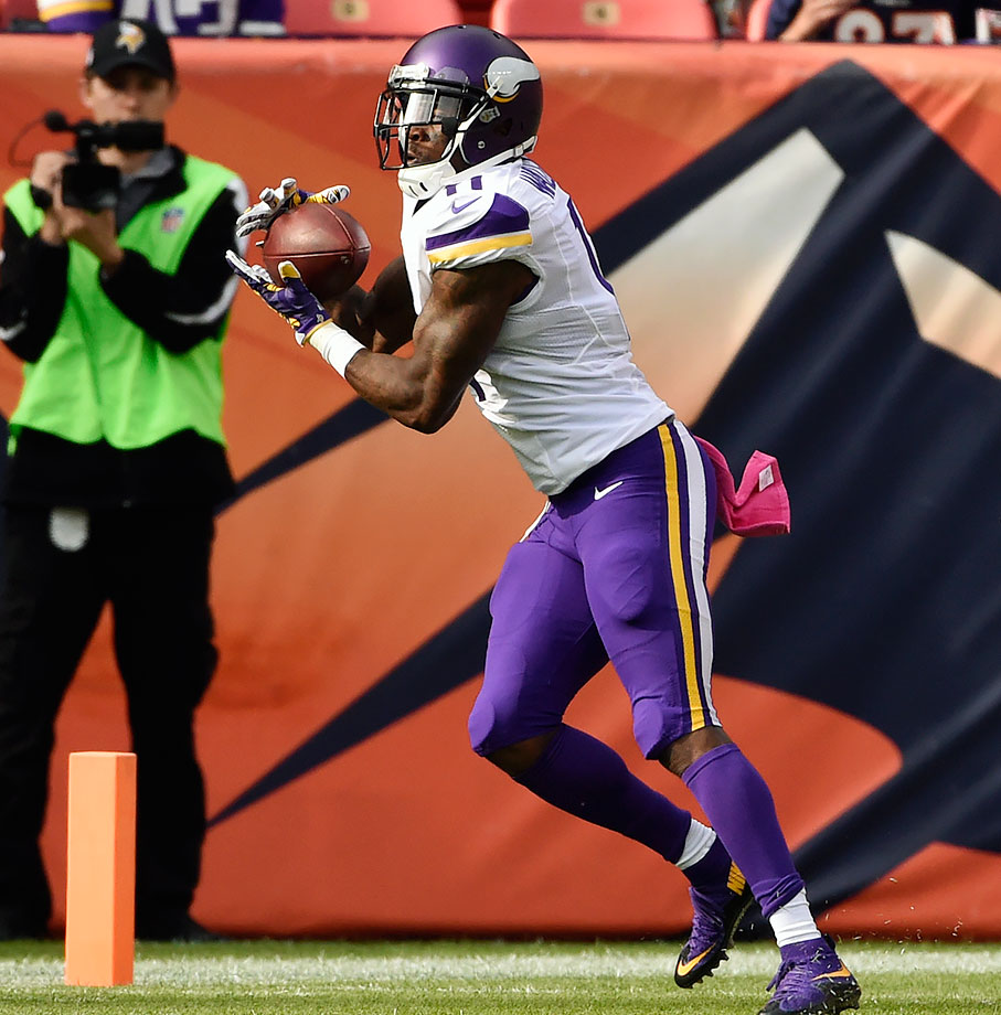 2015 Team: Minnesota Vikings — 2016 Team: Baltimore Ravens