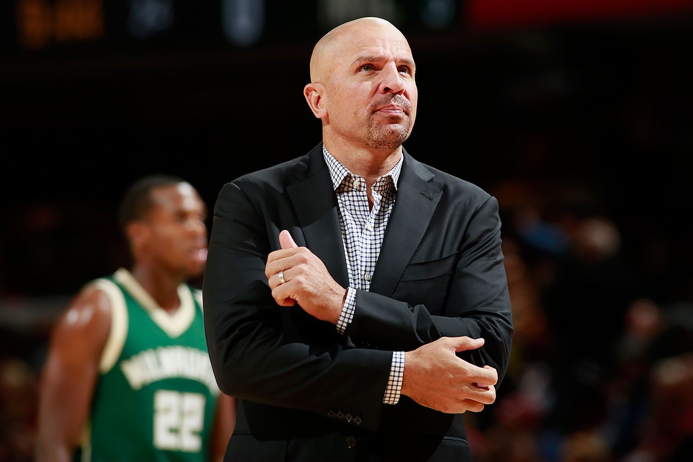 Jason Kidd will leave the team 30 games into the season to become the head chef of a restaurant he has no business running, then leave that job to become Bernie Sanders's vice president.