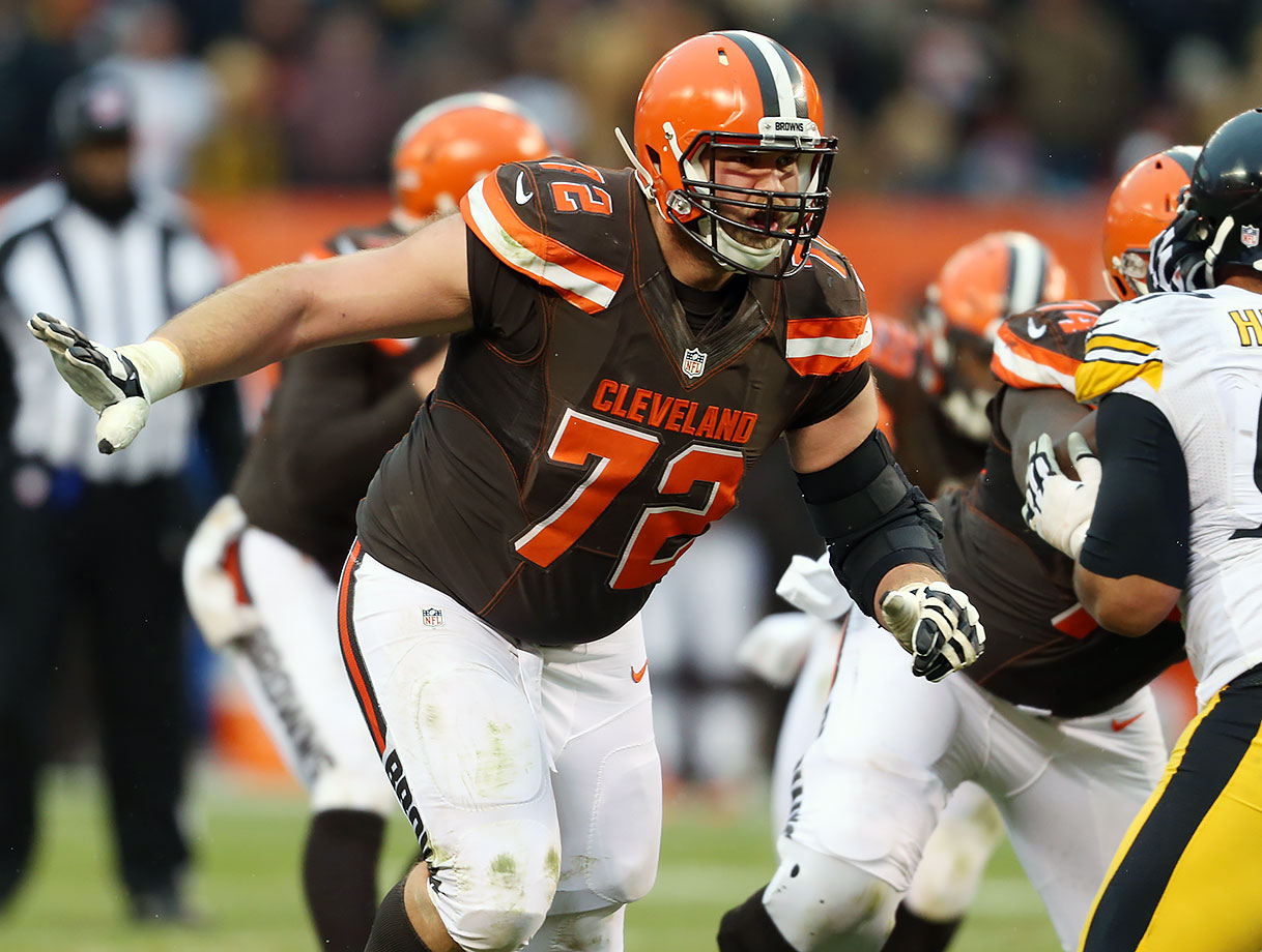2015 Team: Cleveland Browns — 2016 Team: Kansas City Chiefs