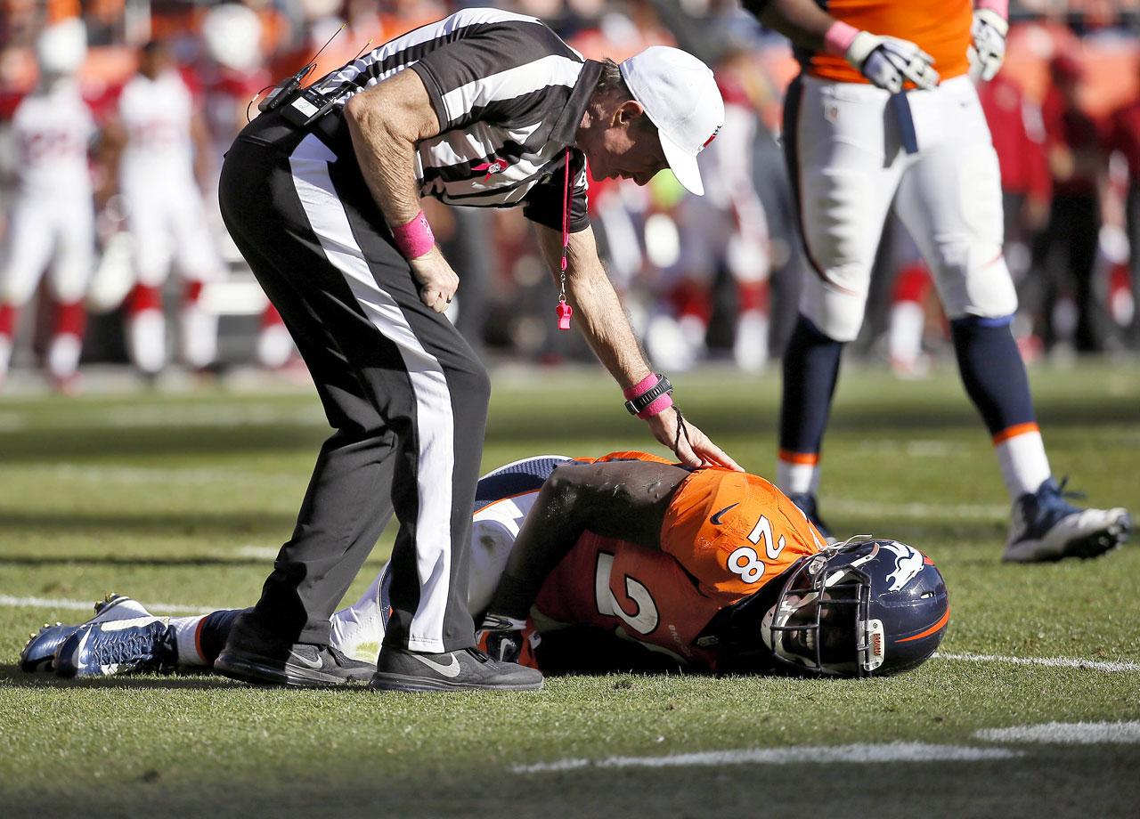 Rushing: 172 yards, 1 TD | Receiving: 9 receptions, 62 yards