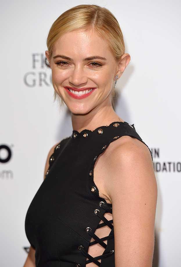 Emily Wickersham :: Getty Images