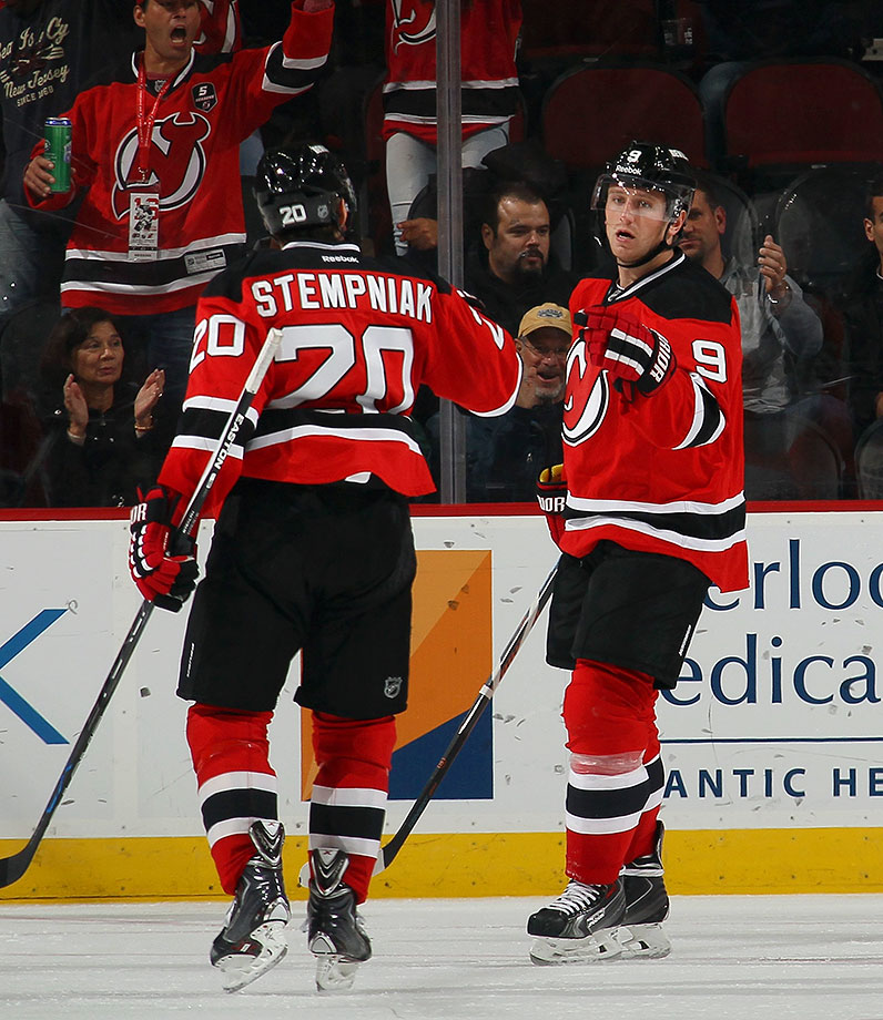 Remember that pop-gun offense that outscored only the Coyotes and Sabres last season? Yeah, the Devils solved the problem by signing veteran castoffs Lee Stempniak and Jiri Tlusty. May as well go ahead and order the champagne now.