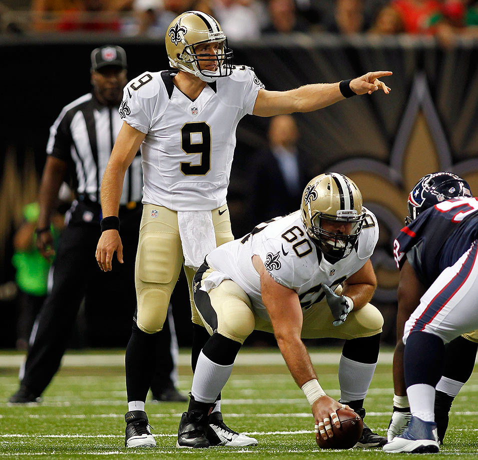 The offense is moving away from the dominant passing game, much like the Broncos, but is that a good thing? Drew Brees lost his woobie security blanket, after the Saints traded Jimmy Graham to Seattle for Max Unger and a pick. So he'll be able to stand up longer – but he loses his primary red-zone target.
