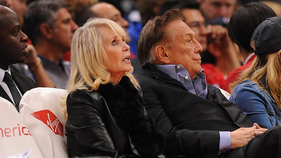 The saga of Donald and wife Shelly in their fight for ownership of the Clippers got more complicated Tuesday.
