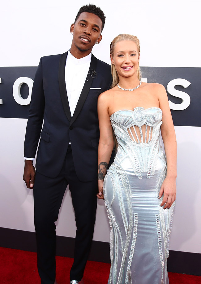 The Los Angeles Lakers guard and the rapper began dating in the fall of 2013. The two bought a home in California in 2014 and announced their engagement on June 1, 2015, Young's 30th birthday.