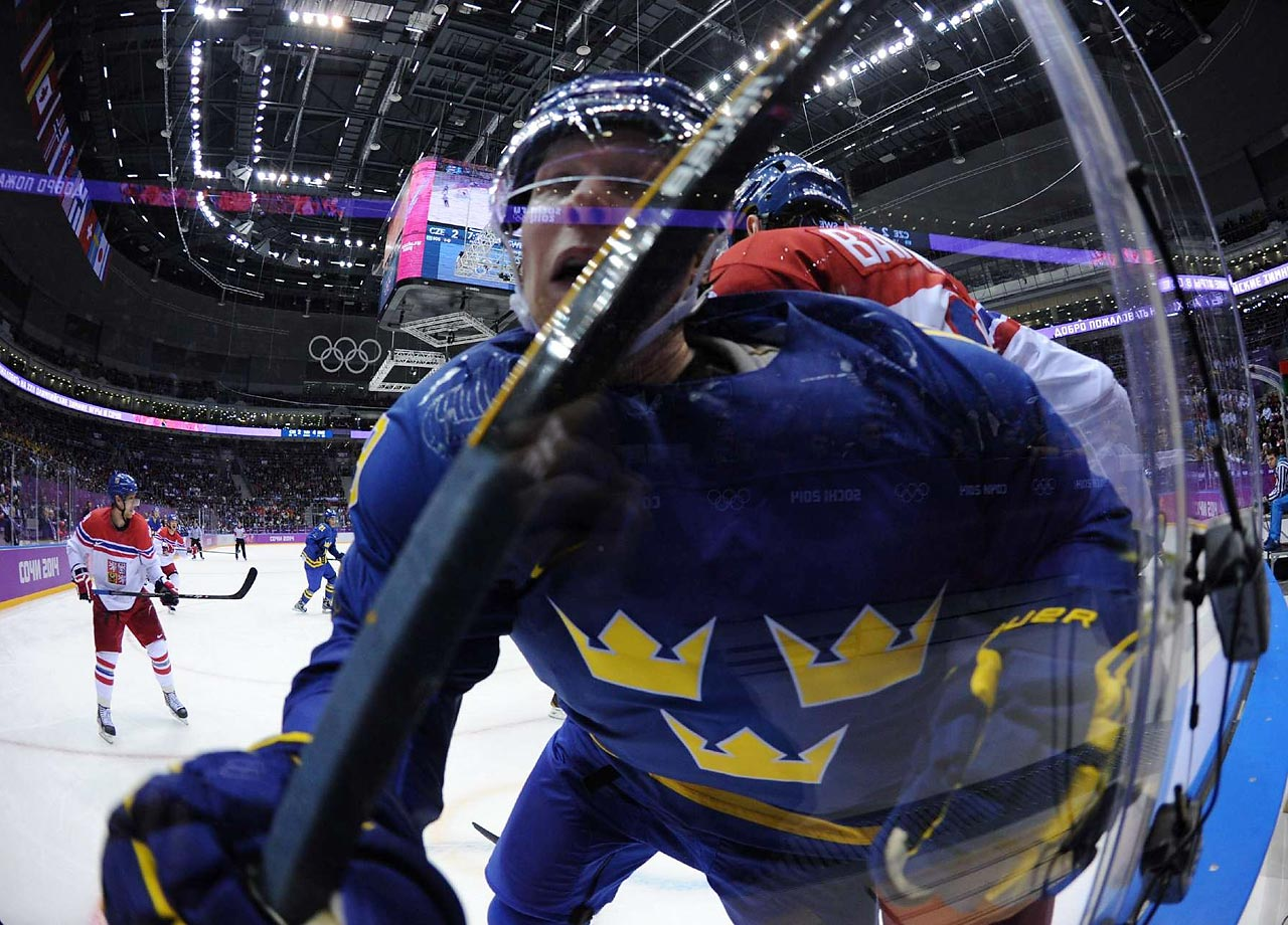 Though he wasn't the only Sochi athlete to fail a doping test, Swedish hockey star Nicklas Backstrom failed in prominent fashion. Backstrom, a center for the NHL's Washington Capitals, was taken out of Sweden's lineup just prior to the team's gold medal contest against Canada. Swedish Olympic officials, however, said that the failed test was due to medication to treat sinusitis. Backstrom has taken the medication for several years without an issue. Sweden, already missing injured centers Henrik Zetterberg and Henrik Sedin, fell to Canada 3-0.