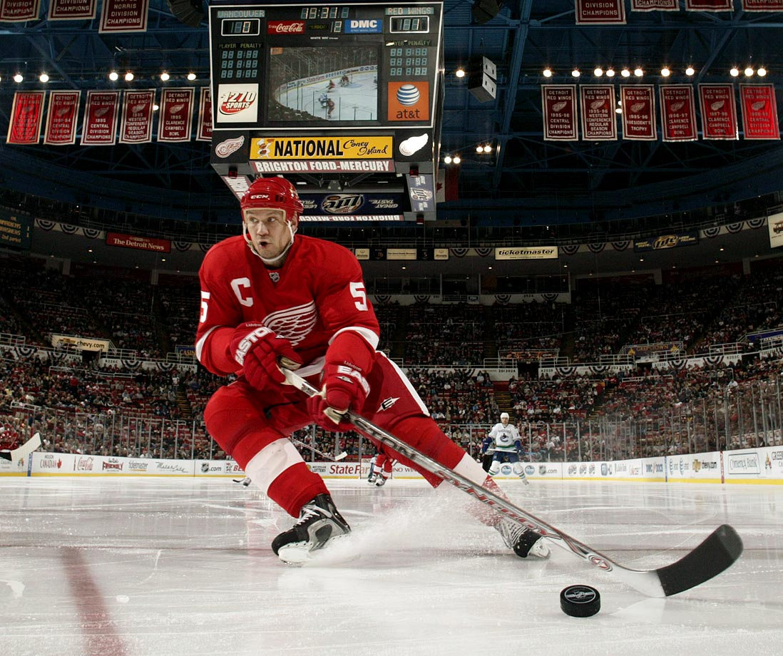 Lidstrom, a 2015 Hall of Famer, was called the perfect hockey player, a testament to his offensive wizardry, defensive subtlety, overall acumen and gentlemanly play. This four-time Stanley Cup winner with 1,142 career points and seven Norris Trophies was perhaps the least likely superstar to make a careless error or costly play. His Red Wings reached the playoffs each season of his 20-year career.