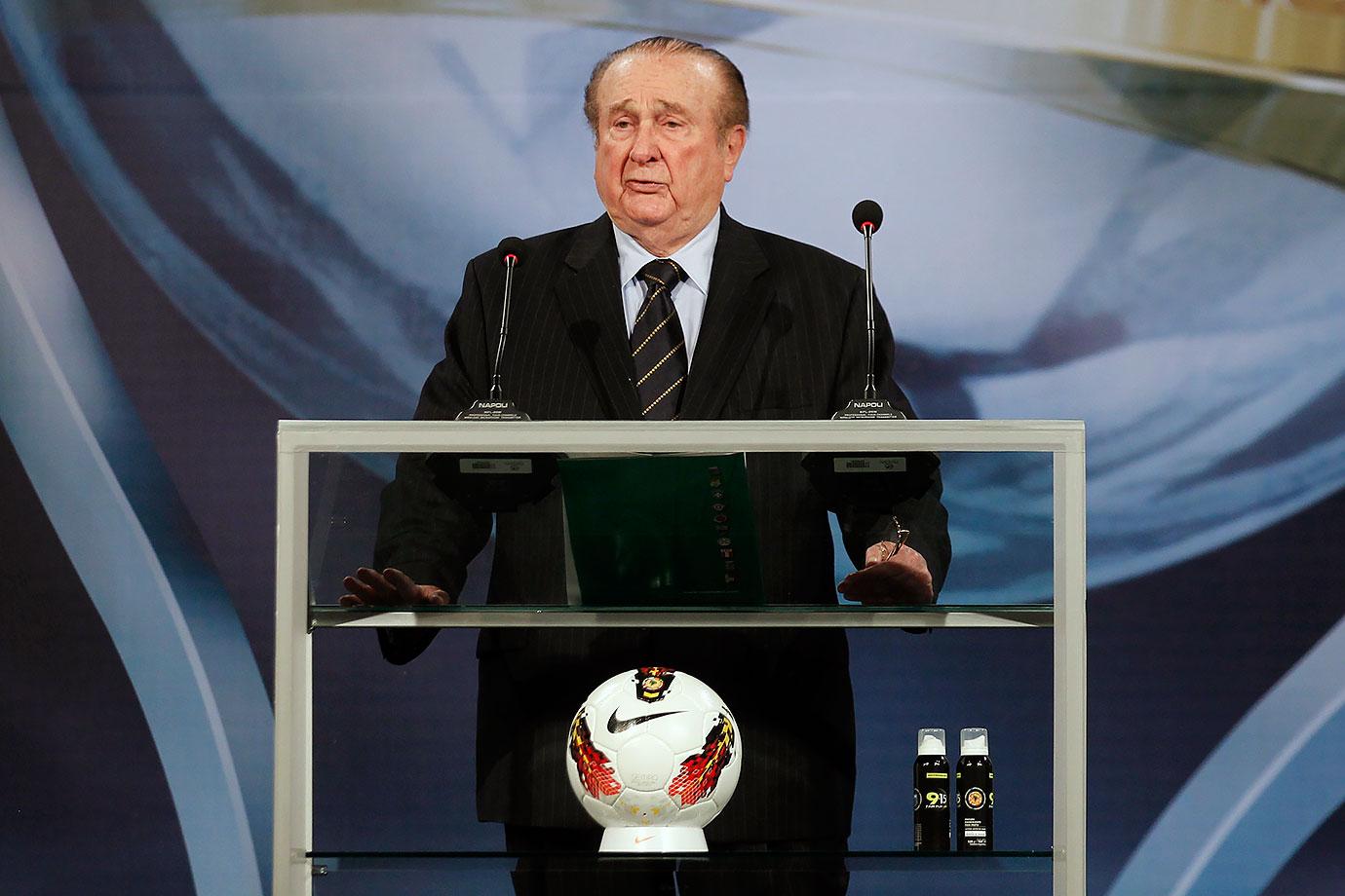 Ex–CONMEBOL president, FIFA executive committee