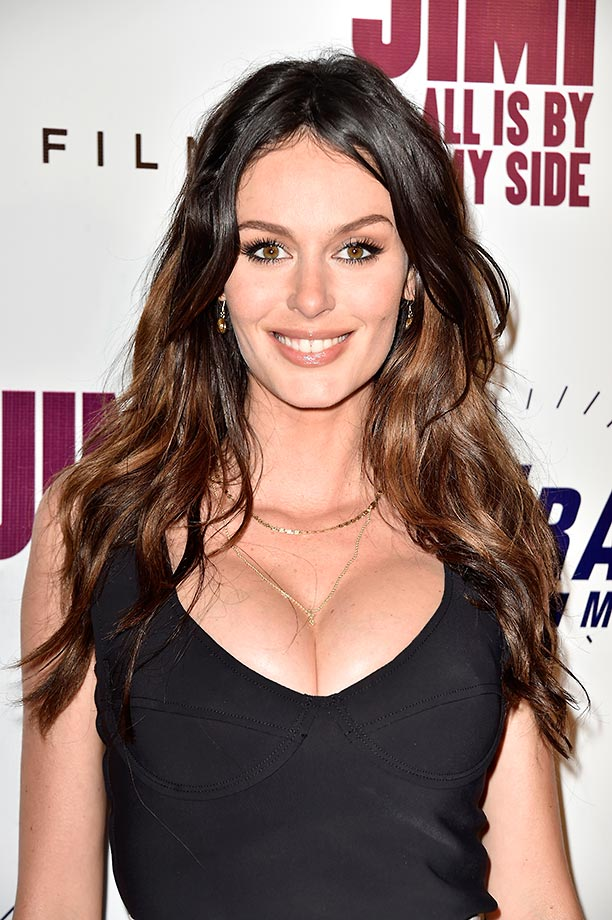 Nicole Trunfio :: Getty Images