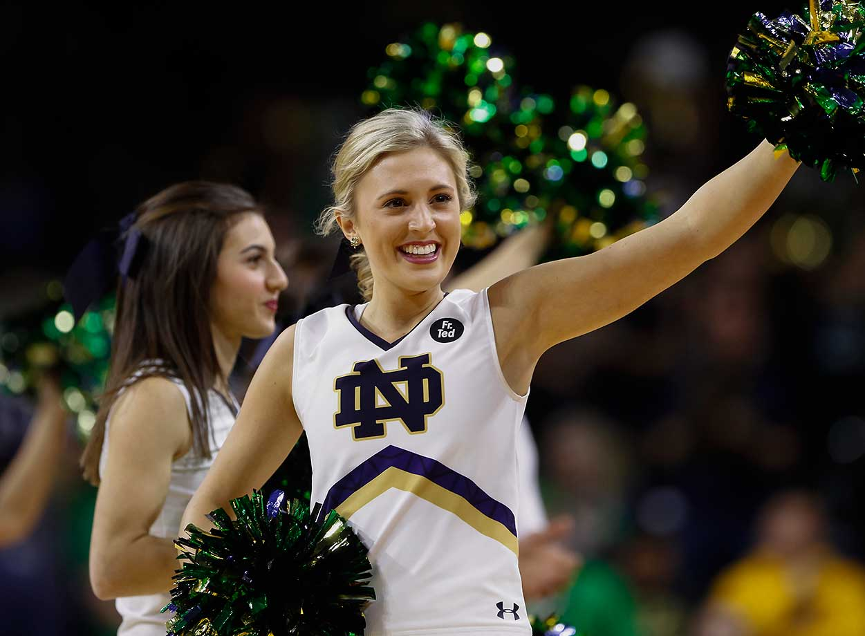 March Madness Cheerleaders: 2016 Edition | SI.com
