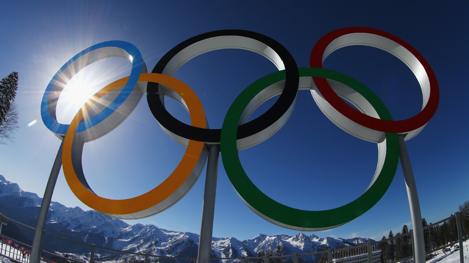 Banners with foreign text will now be allowed at venues during the Olympics.