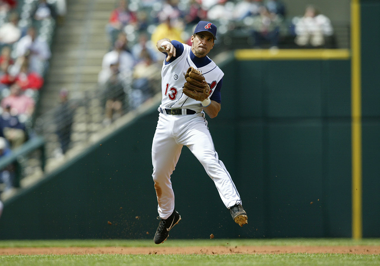 A tremendous fielder, Omar Vizquel won 11 Gold Gloves at shortstop and posted a .985 career fielding percentage, an all-time best for a shortstop. Vizquel also holds the MLB record for games played and double plays turned at shortstop, and set the mark for most hits by a Venezuelan player.
