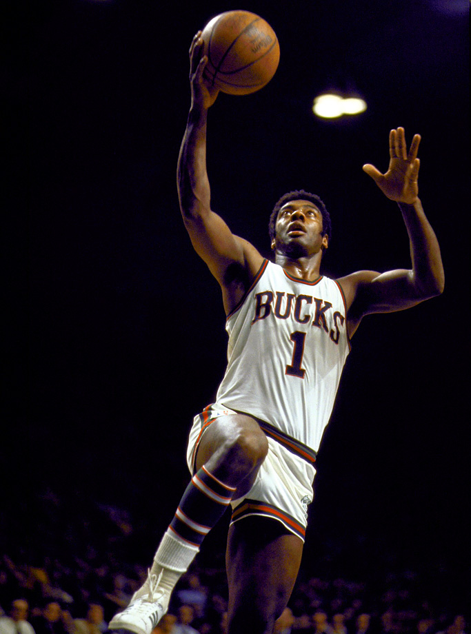 How do I not begin with the fact that the Big O averaged a triple double (30.8, 12.5 rebounds, 11.4 assists in 1962) over the course of one season? Okay, I just did. When I think of one player who controlled the ball in almost every game he played, I don't think of Stockton, Isiah, Magic or Curry—it has to be the guy who invented the triple double.
