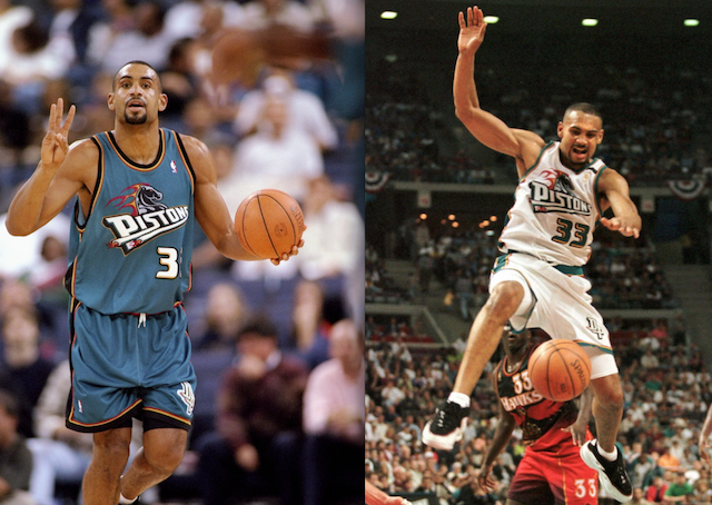 Call It A Comeback 90s Jerseys That Need To Be Revived
