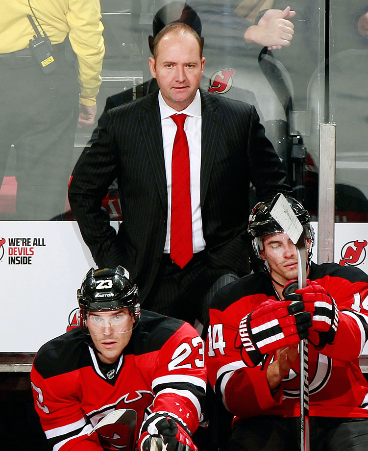 The New Jersey Devils fired Pete DeBoer the day after Christmas.  Over three-plus seasons, DeBoer led the Devils to a 114-93-41 record.  The 46-year-old led New Jersey to the Stanley Cup finals in 2012, but the team did not make the playoffs in two subsequent seasons. New Jersey opened this season 12-17-7, the third-worst mark in the Eastern Conference and good for seventh place in the Metropolitan division.