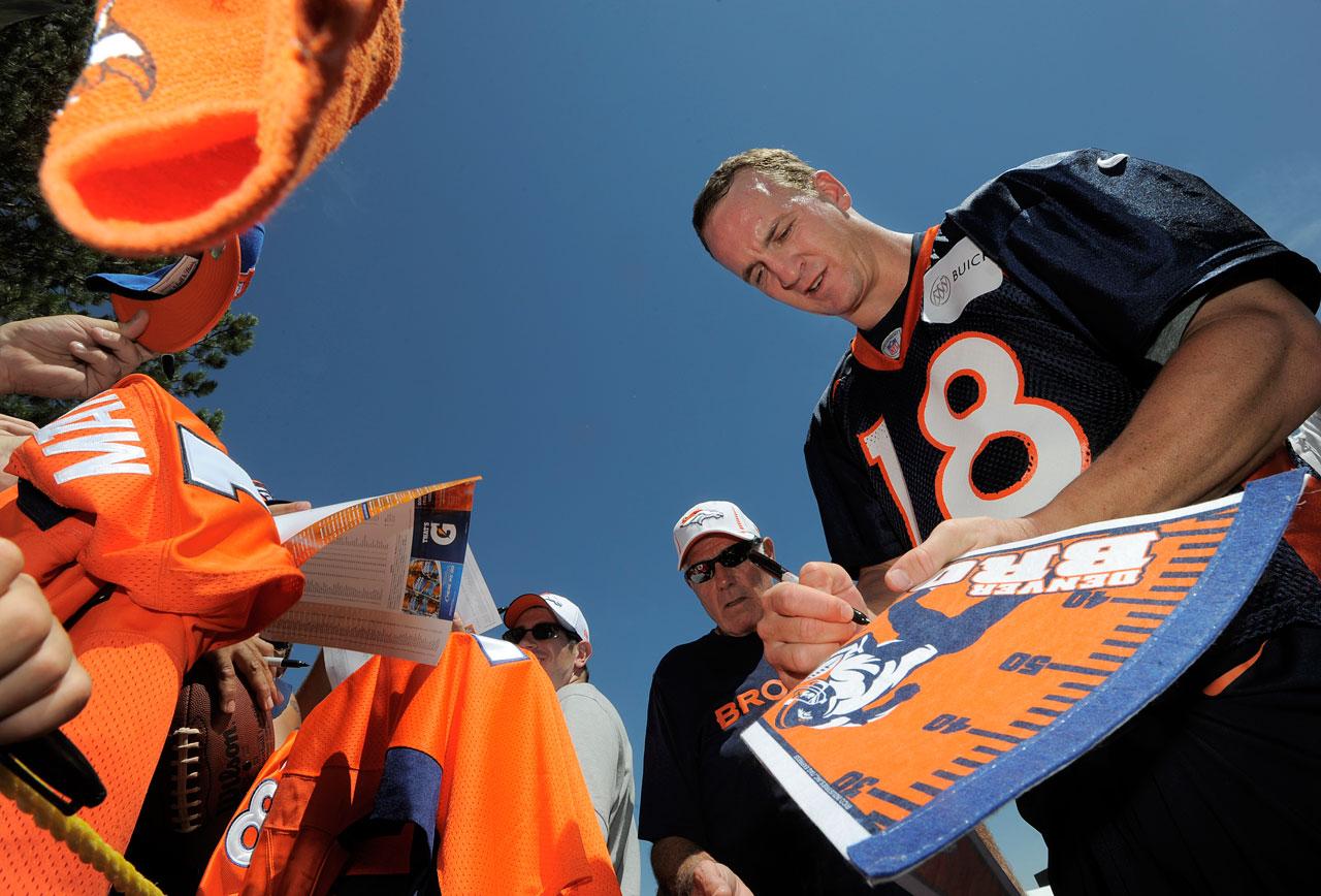 QB, Denver Broncos